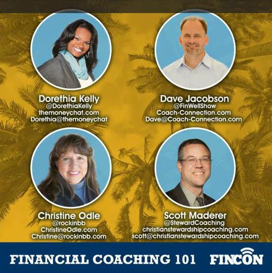 FinCon Financial Coaching 101