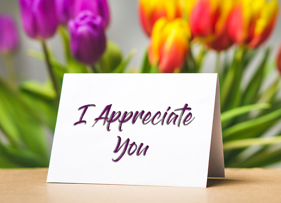 """I Appreciate You."""" What does it mean? And why is it important? -  Financially Alert"""