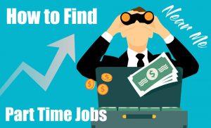 Part Time Jobs Near Me